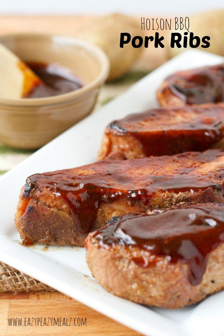 hoison bbq pork ribs sous vide recipe sauces asian. Black Bedroom Furniture Sets. Home Design Ideas