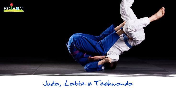 Per il Judo, la Lotta e il Taekwondo verranno assegnate 40 medaglie. Le problematiche tipiche di questi sport di contatto sono contusioni e traumi distorsivi a carico delle articolazioni. Gli atleti possono ricorrere all'omeopatia per limitare la formazione di ematomi e accelerare il riassorbimento dell'edema post- traumatico.