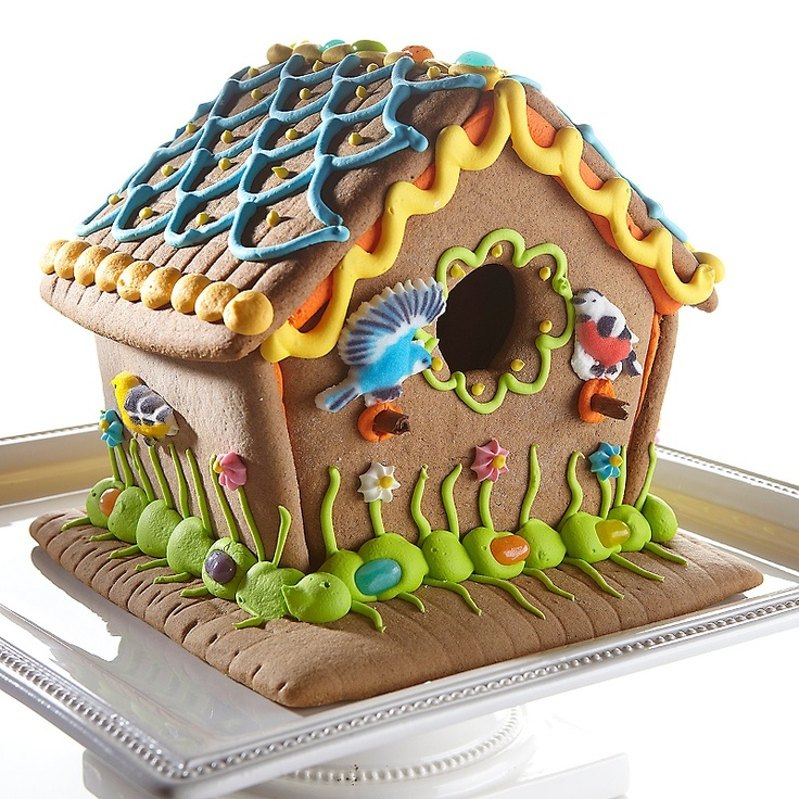 Beach Themed Gingerbread House: 19 Best Gingerbread House Images On Pinterest