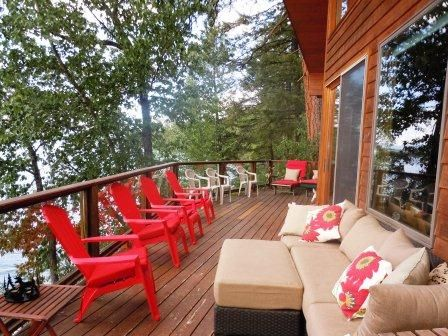 a lodge at resthaven on whitefish lake lake rentals outdoor rh pinterest com