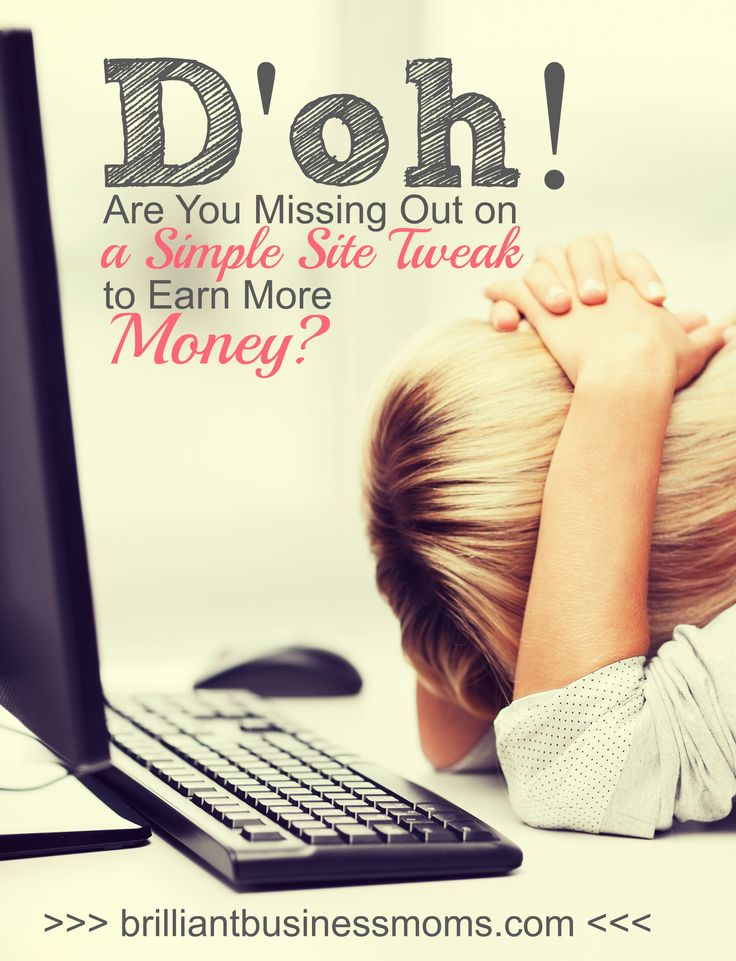 Great idea for monetizing your site!  Gotta make this change to my blog