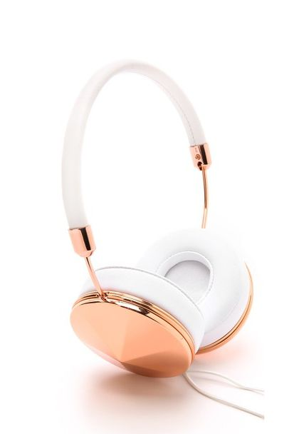 Taylor Rose Gold Headphones