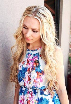 Super 1000 Images About Beach Blonde Waves On Pinterest Beachy Waves Short Hairstyles Gunalazisus