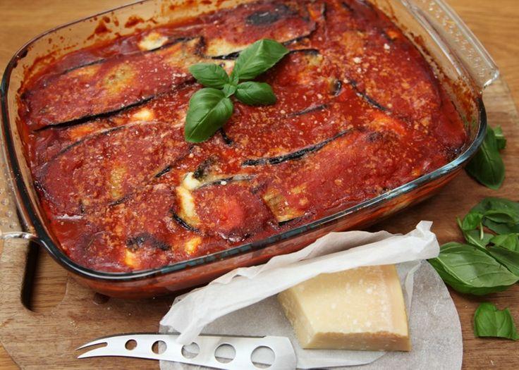 #meatfreemonday #italian #aubergine #vegetarian