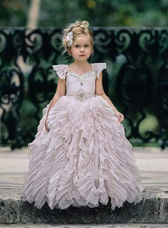 Dollcake Oh So Girly Flower Girl Dresses Dollcake