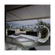 Lampa stołowa SWAY  biała (10-0055-BW-BW) -GROK- Leds-C4