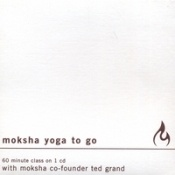 A 60 minute Moksha Yoga class led by co-founder Ted Grand for those times that you can't make it to the studio.