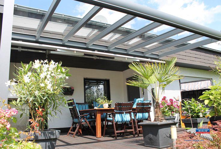 63 best alu terrassen berdachung rexopremium vsg glas. Black Bedroom Furniture Sets. Home Design Ideas