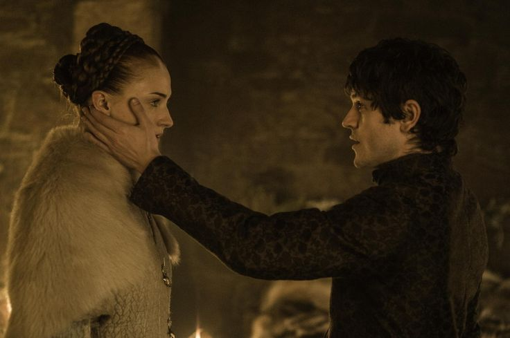"""Sophie Turner and Bryan Cogman discuss THAT scene from """"Unbowed, Unbent, Unbroken"""""""