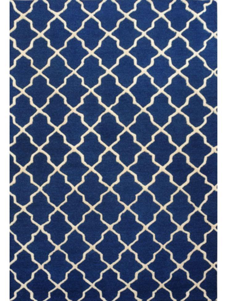 2300 Dywan CLASSIC TRELLIS, Dywany wełniany 170 x 240 cm