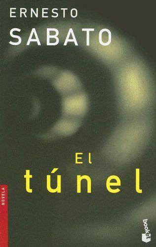 El túnel (1948) es una novela de estructura psicológica escrita por el argentino Ernesto Sabato. Presenta en el personaje de María Iribarne la comprensión de la totalidad y el absoluto a la vez que las zonas ocultas de misterio que impulsarán a Juan Pablo Castel a asesinarla.