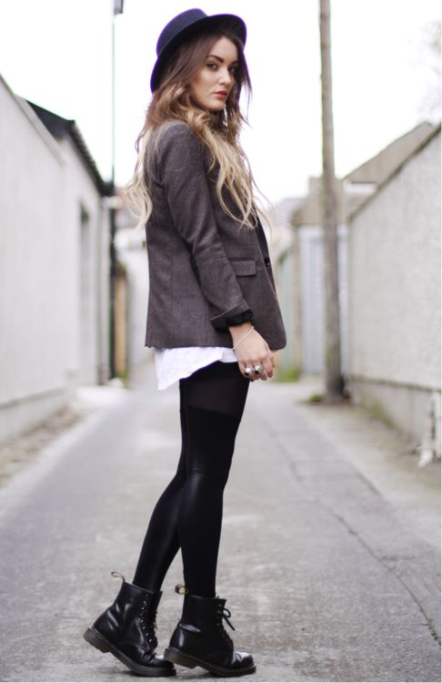 The 25+ best ideas about Doc Martens Outfit on Pinterest