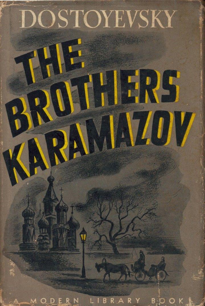Book report on dostoevskys the brothers karamazov