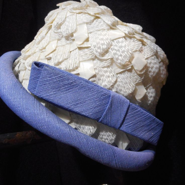 1960s Ladies hat by recycology on Etsy