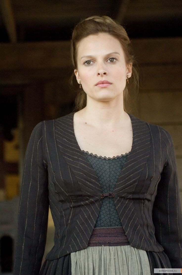Emmy - Vinessa Shaw in 3:10 to Yuma, set in 1884 (2007).
