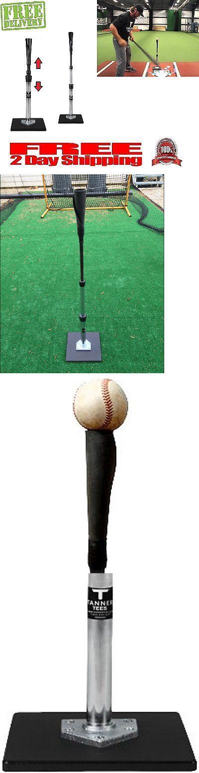 Batting Tees 108139: Tanner Macgregor Baseball Batting Tee T Ball Softball Hitting Aid Training Stand -> BUY IT NOW ONLY: $108.5 on eBay!