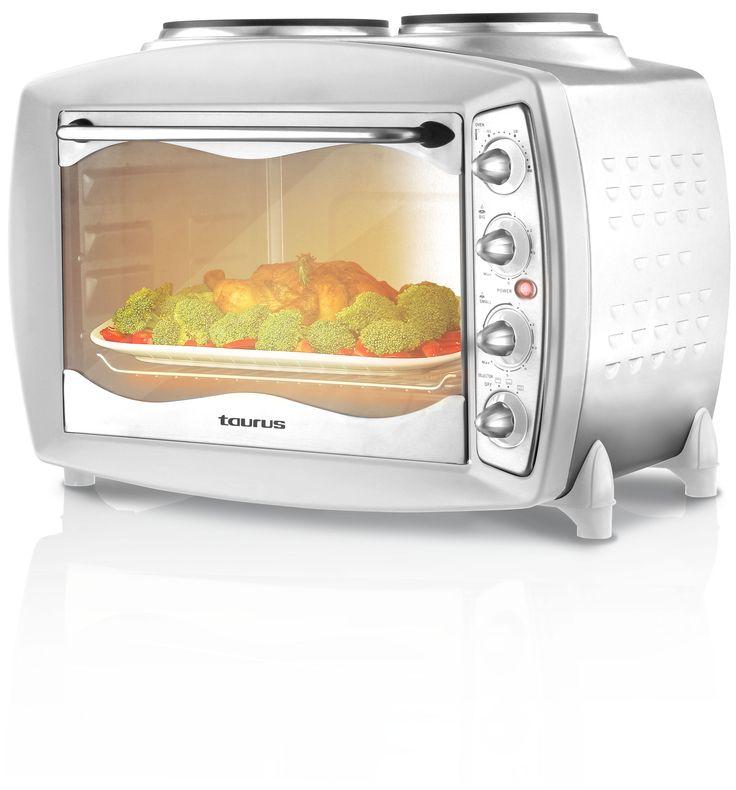 Petita Estufa Mini Oven http://www.taurusappliances.co.za/products/mini-oven-28l-971028