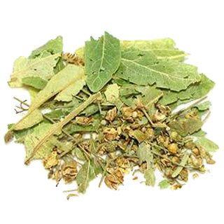 Linden  thee – zweetdrijvend, diureticum, antiseptisch, kalmerend, kalmeringsmiddel, bloedsomloop, atherosclerose, hoge bloeddruk , 30 gr
