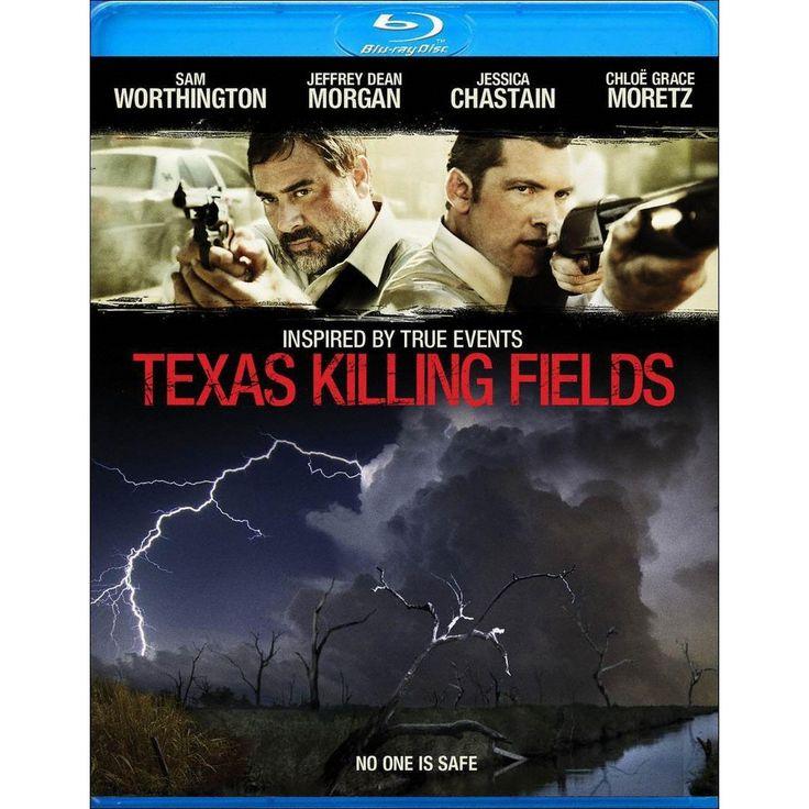 Texas Killing Fields (