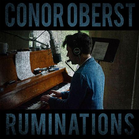 "Conor Oberst's ""Ruminations,"" New Solo Acoustic Album, Available October 14 on Nonesuch 