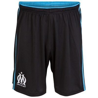 Olympique de Marseille 3rd Short 2014/15 Black