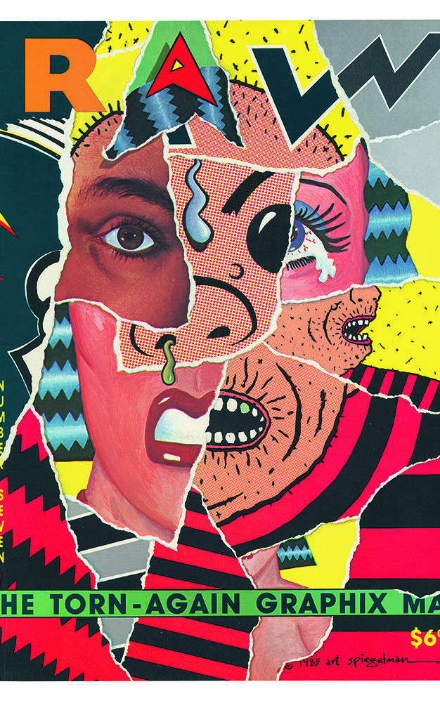 "1 | Inside The Mind Of Art Spiegelman, The Creator Of ""Maus"" | Co.Design | business + design"
