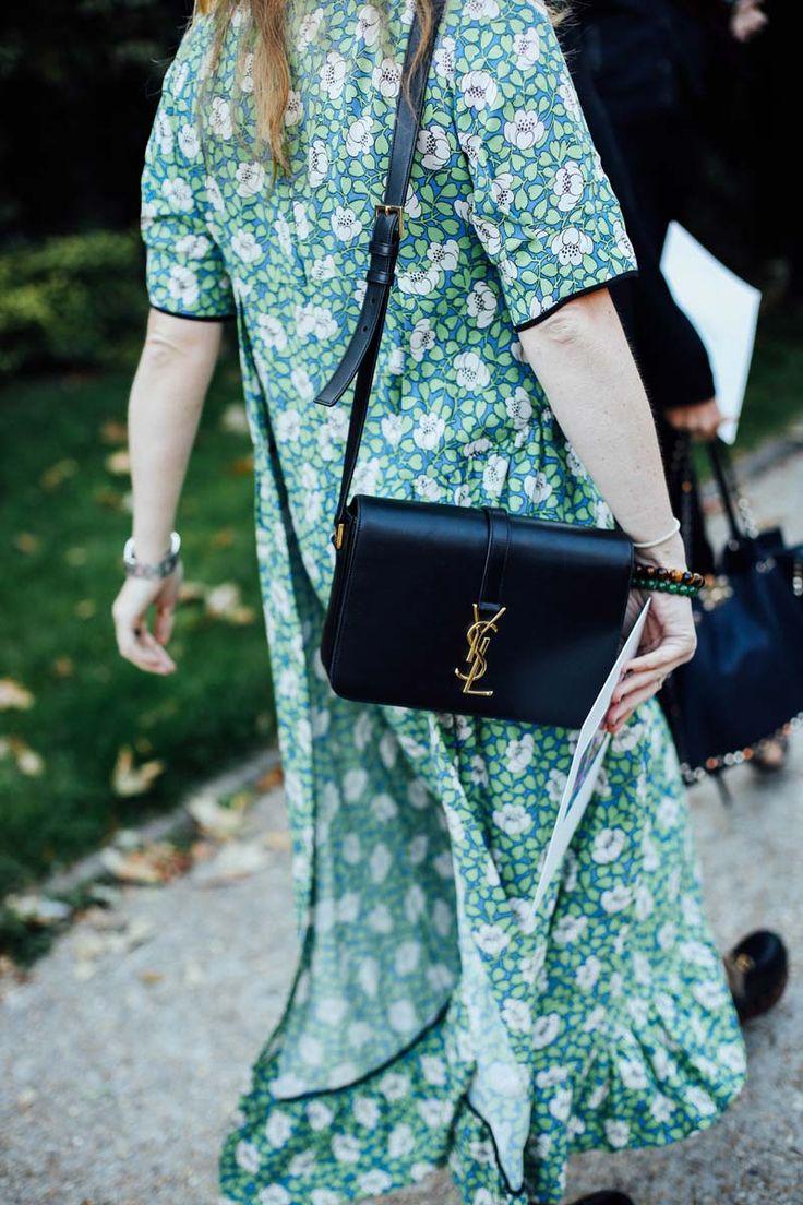 Street Style Paris Fashion Week Octubre 2015 Fotos De