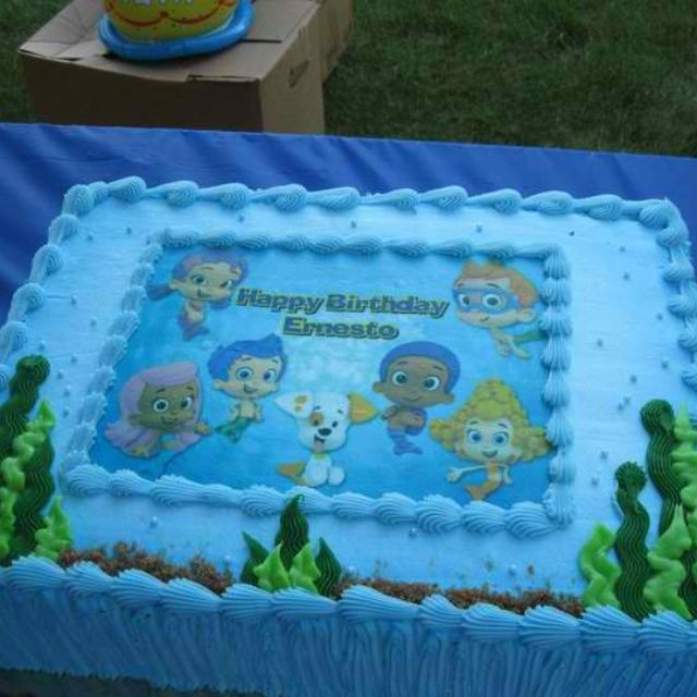 1000 Images About Bubble Guppies On Pinterest Paper