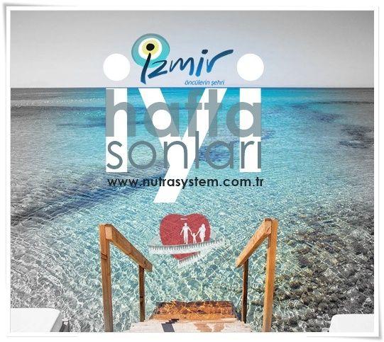 NUTRA SYSTEM | İYİ HAFTA SONLARI  http://www.nutrasystem.com.tr/ #izmir #nutrasystem #iyitattiller #çeşme #alaçatı #bodrum #kuşadası #zayıflama #lazerepilasyon #botoks #dolgu