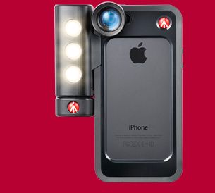 Start Capturing Better Memories! Get KLYP+ for the iPhone® 5/5s