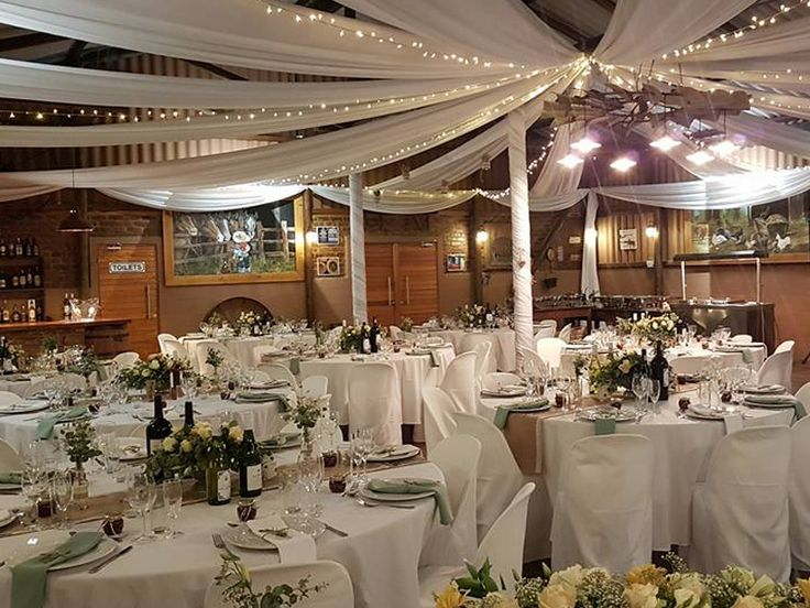 ArendsRus Country Lodge & Venue is capable of facilitating #weddings that requires a touch of class and beautiful scenery. With an expert #weddingplanner on hand, prospective clients can rest easy.