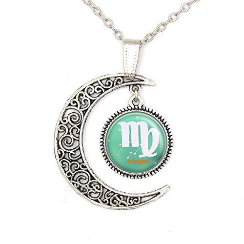 Handcrafted Zodiac Sign Virgo Jewelry Astrology Constella... https://www.amazon.com/dp/B06Y35KSML/ref=cm_sw_r_pi_dp_x_rr25yb4NMBNST