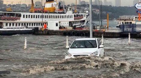 Medyascope ///  İstanbul yağışları ve iklim değişikliği: Hüseyin Öztel ve Mikdat Kadıoğlu ile konuştuk