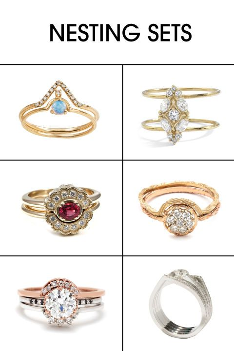 25 alternative engagement rings for the unconventional bride - Wedding Ring Shop
