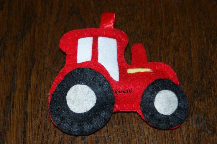traktor filc, felt