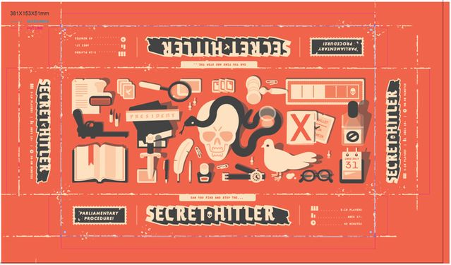Secret Hitler Game
