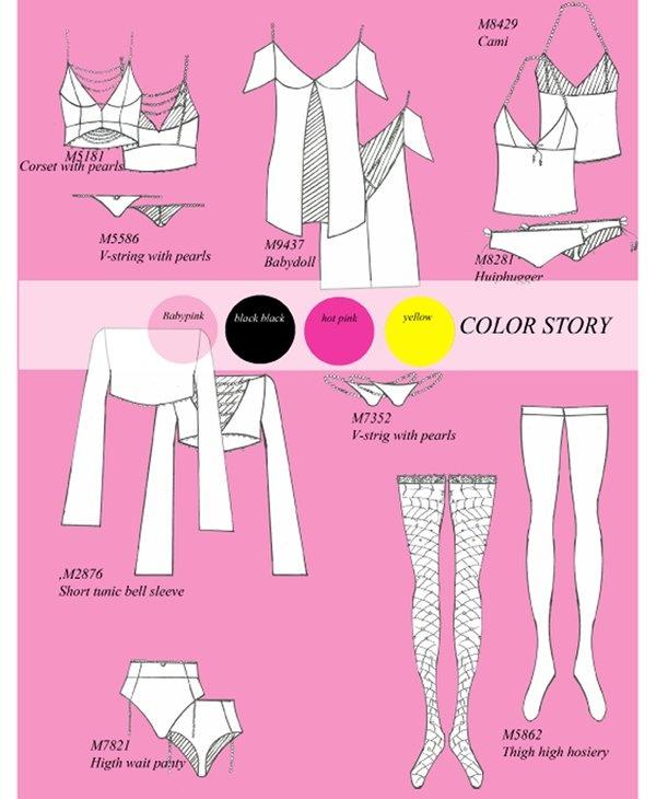 1000 Images About Fashion Portfolio On Pinterest