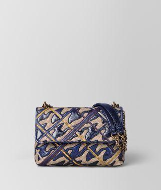 ATLANTIC INTRECCIATO PIED DE POULE OLIMPIA BAG   Women s Bags And ... edde9352fc