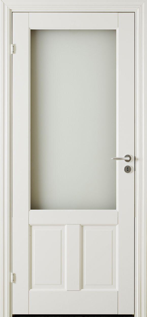 Innerdörr glas Oden 5 HG1