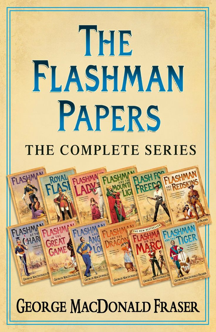 Flashman Papers Series