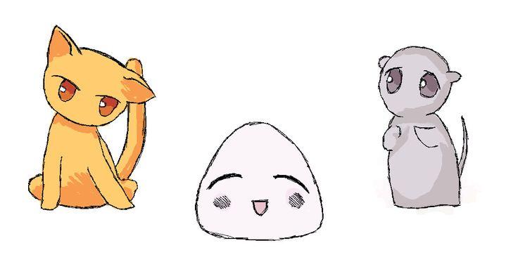 fruits basket tohru onigiri - Google Search