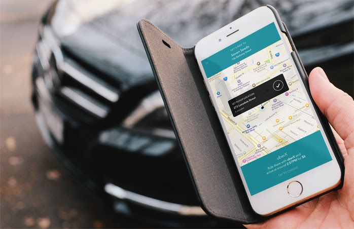 uber mobile access