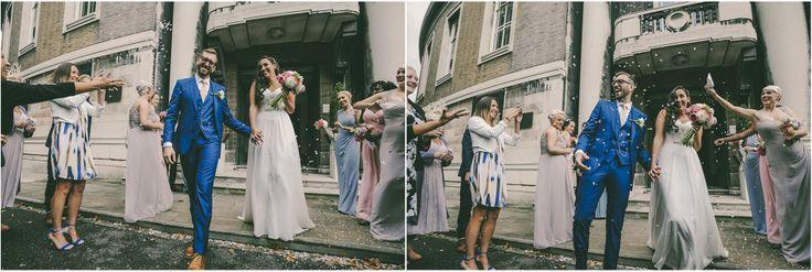 Les joue sont fait // Destination wedding in London by Bottega53
