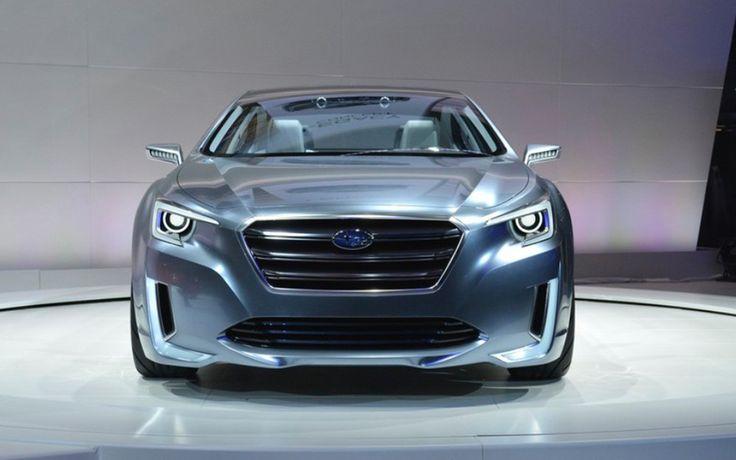 2018 Subaru Legacy - http://www.carmodels2017.com/2016/09/13/2018-subaru-legacy/