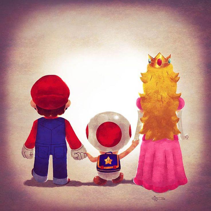 Super Families série 4 – Les familles cultes des jeux vidéo vues par Andry Rajoelina (image)