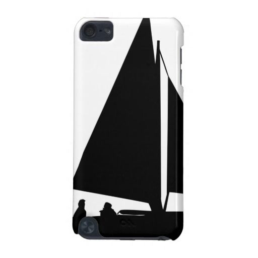 Sailboat Silhouette iPod Touch (5th Generation) Cover