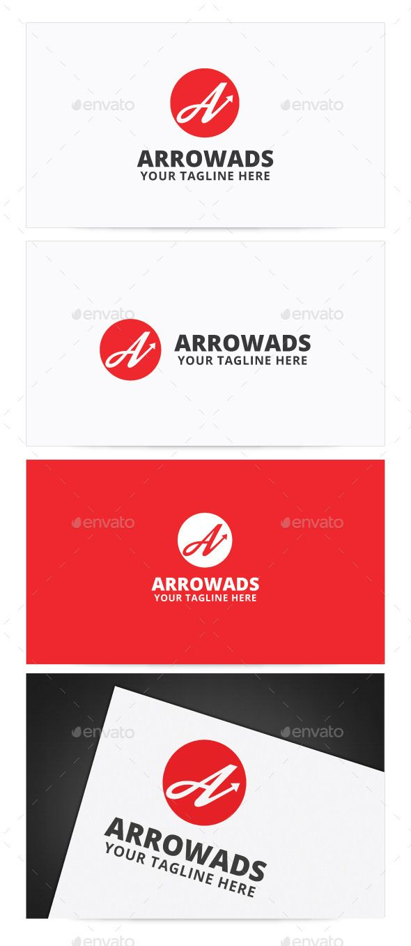 Arrowads Logo — Photoshop PSD #repair #organization • Available here → https://graphicriver.net/item/arrowads-logo/11335006?ref=pxcr