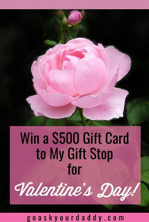 To celebrate the upcoming holiday, My Gift Stop is giving one lucky winner a $500 gift card to mygiftstop.com just in time to use it to buy that special someone a gift they will love and cherish forever.