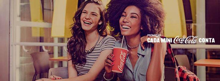 Promoção Cada Mini Coca-Cola Conta