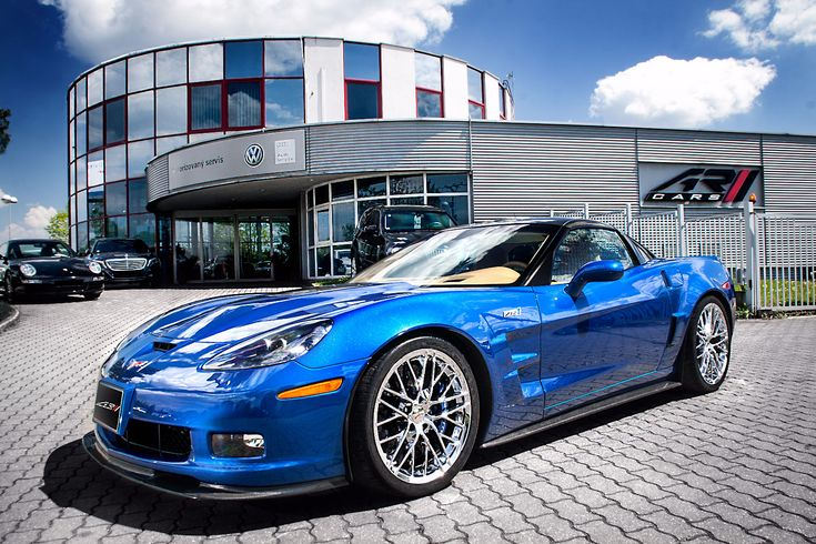 Corvette ZR 1 Supercharged*Keramic*Head-up als Sportwagen/Coupé in Ostrava